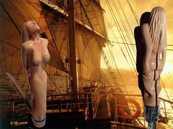 Sirène vue par Claude