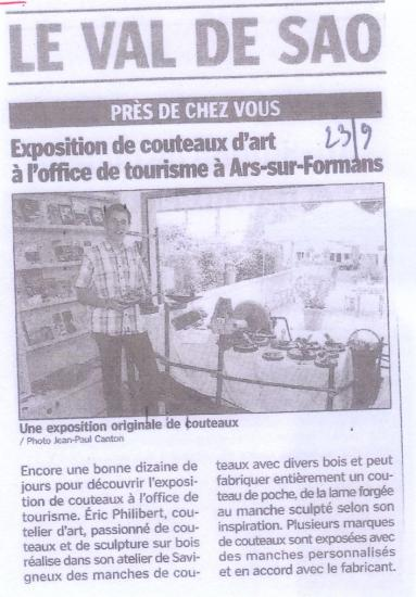 Mes expositions - Office tourisme ars en re ...